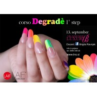 VIDEO Degrade step by step
