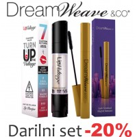 DARILNI SET Lip Voltage + Mascara Lash Construct