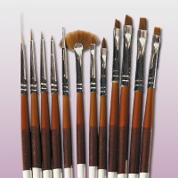 Brush Set - 12pcs Moyra