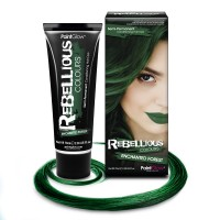 Rebellious hair dye Enchanted Forest