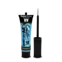 UV glitter eyeliner Ice Blue